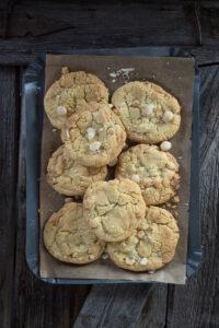 Macadamia Cookies Rezept