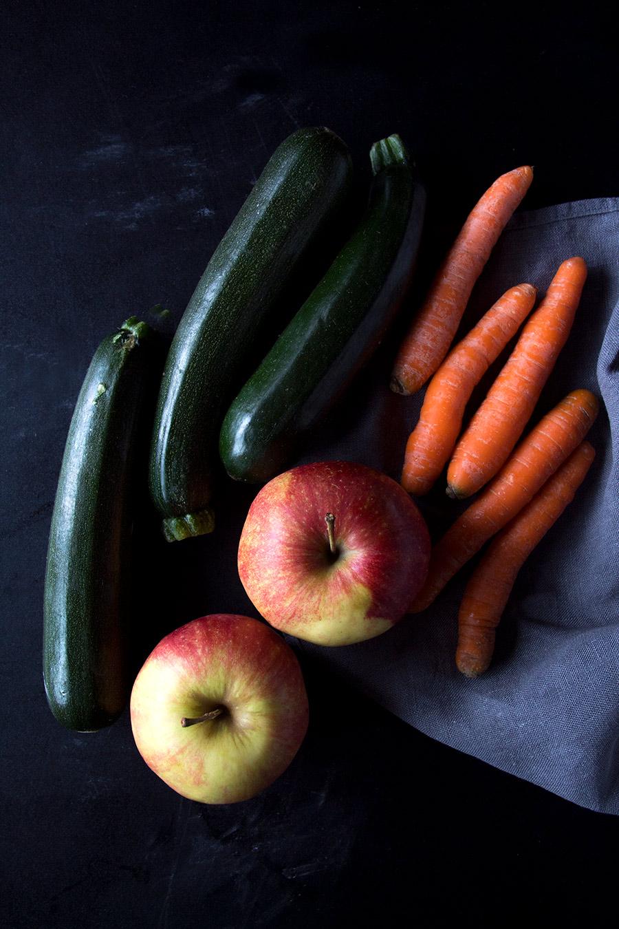 Rezept für Gemüsekuchen