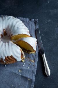 Zitronenkuchen zum Vatertag