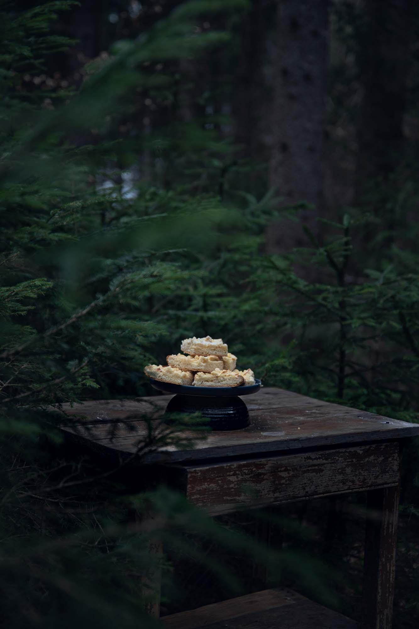 Rezept für Apfel Hefekuchen