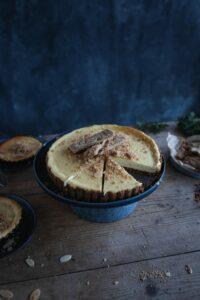 Rezept für Spekulatius Cheesecake