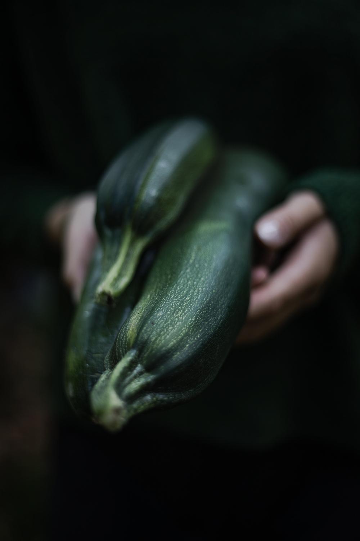 Rezept für Zucchini Mandel Gugelhupf