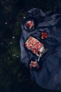 Rezept für Erdbeer Tiramisu