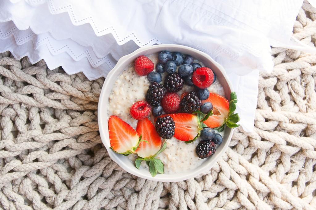 Rezept für Porridge